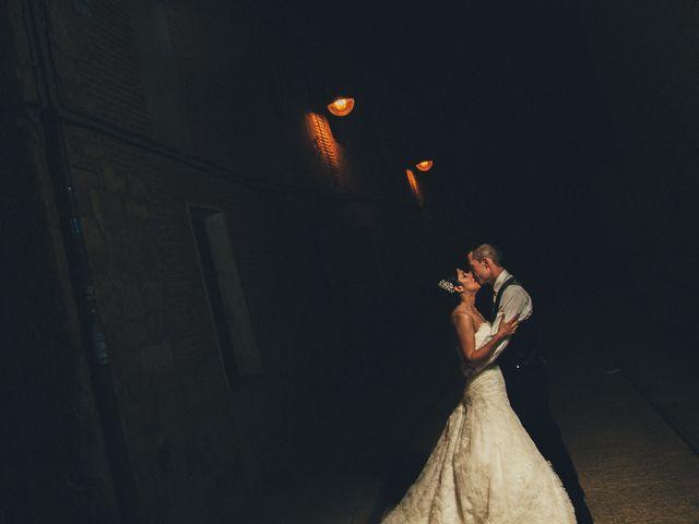 La boda de Gonzalo y Rebeca en Amusco, Palencia 61