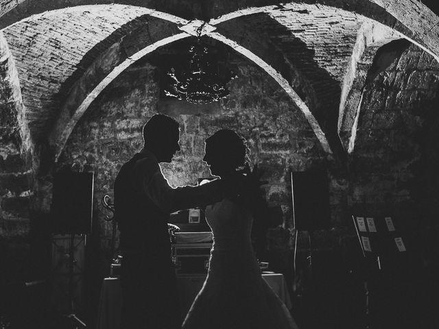 La boda de Gonzalo y Rebeca en Amusco, Palencia 65