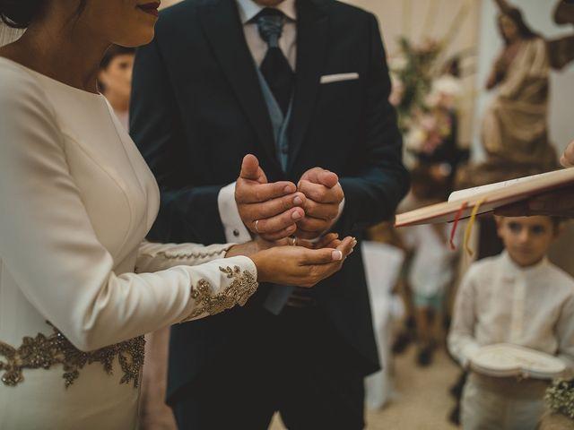 La boda de Fran y María en Tarifa, Cádiz 16