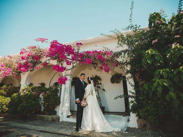 La boda de Fran y María en Tarifa, Cádiz 23