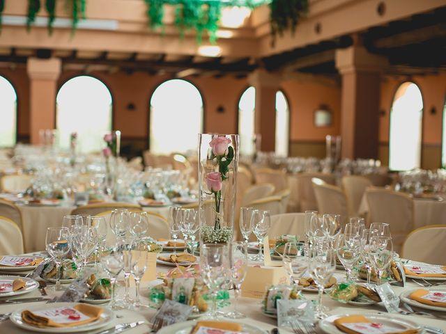 La boda de Fran y María en Tarifa, Cádiz 25