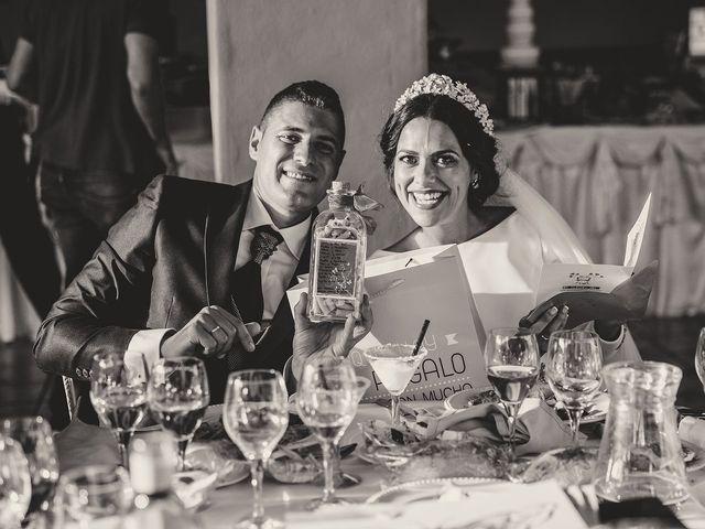 La boda de Fran y María en Tarifa, Cádiz 30