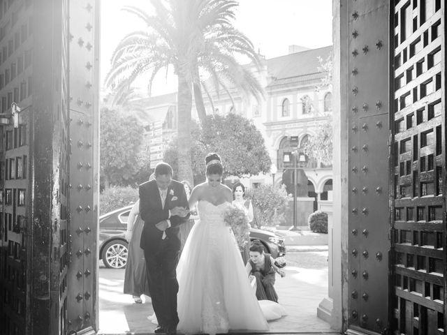La boda de Leo y Estefanía en Salteras, Sevilla 3