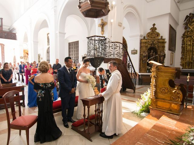 La boda de Leo y Estefanía en Salteras, Sevilla 4