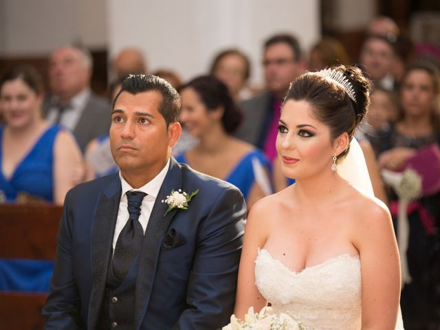 La boda de Leo y Estefanía en Salteras, Sevilla 5