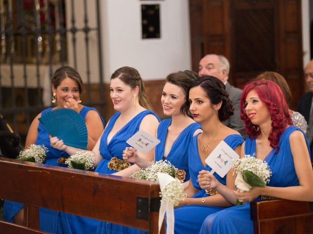 La boda de Leo y Estefanía en Salteras, Sevilla 6