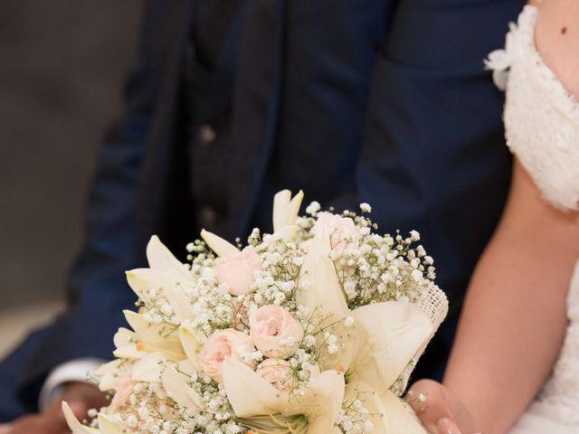 La boda de Leo y Estefanía en Salteras, Sevilla 8