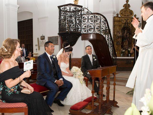 La boda de Leo y Estefanía en Salteras, Sevilla 9