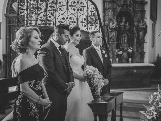 La boda de Leo y Estefanía en Salteras, Sevilla 13