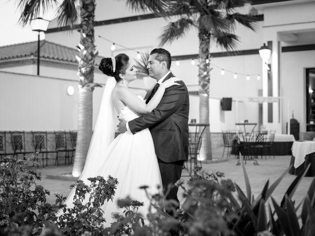 La boda de Leo y Estefanía en Salteras, Sevilla 22