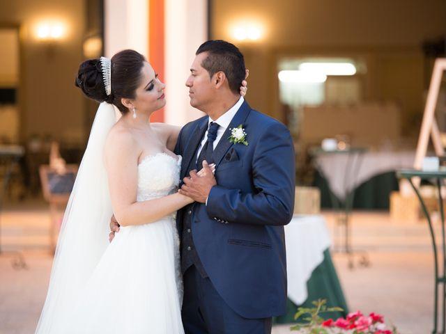 La boda de Leo y Estefanía en Salteras, Sevilla 1