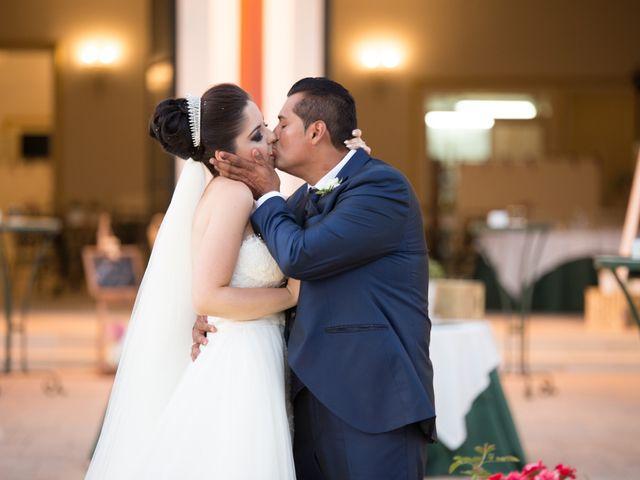 La boda de Leo y Estefanía en Salteras, Sevilla 23