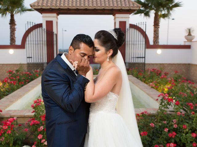 La boda de Leo y Estefanía en Salteras, Sevilla 26