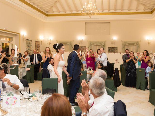 La boda de Leo y Estefanía en Salteras, Sevilla 36