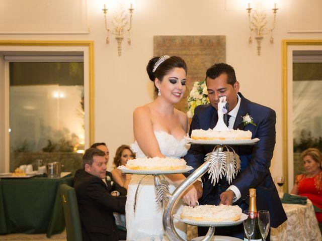 La boda de Leo y Estefanía en Salteras, Sevilla 37