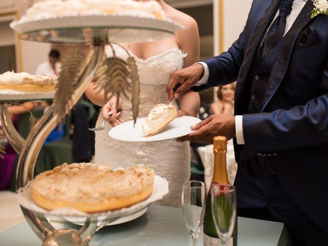 La boda de Leo y Estefanía en Salteras, Sevilla 38