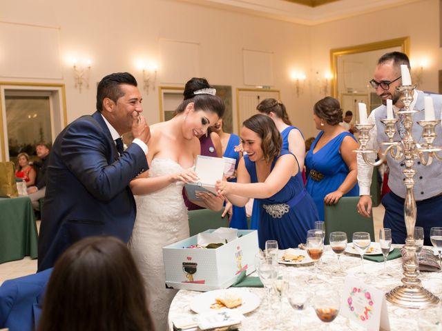 La boda de Leo y Estefanía en Salteras, Sevilla 39