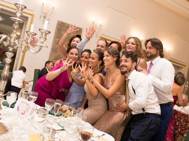 La boda de Leo y Estefanía en Salteras, Sevilla 40