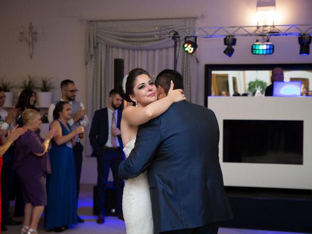 La boda de Leo y Estefanía en Salteras, Sevilla 45
