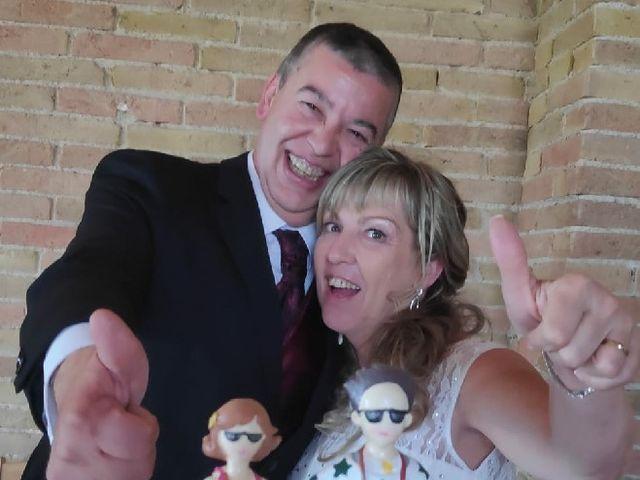 La boda de Francisco y Montse en Moia, Barcelona 7