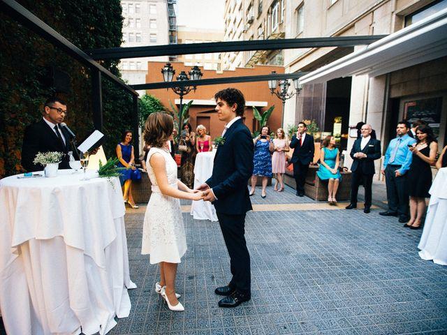 La boda de Robert y Alyssa en Barcelona, Barcelona 12