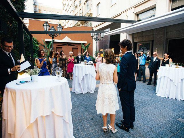 La boda de Robert y Alyssa en Barcelona, Barcelona 17