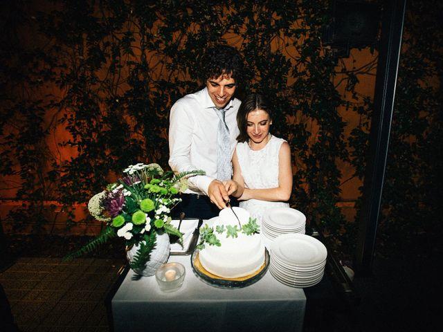La boda de Alyssa y Robert