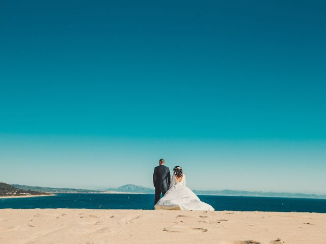 La boda de Fran y María en Tarifa, Cádiz 33