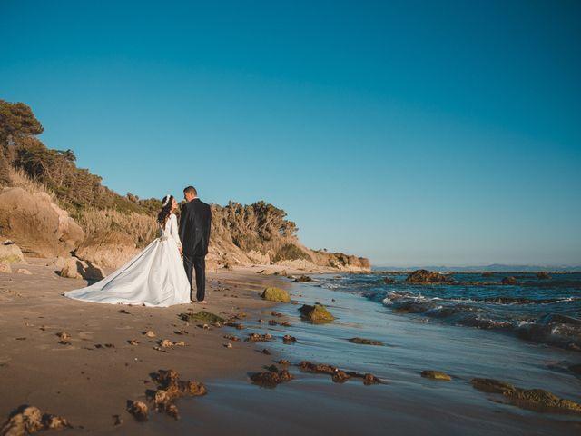La boda de Fran y María en Tarifa, Cádiz 35