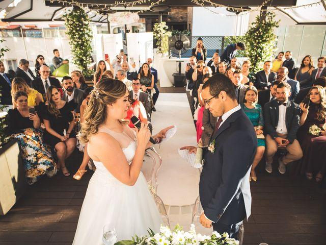 La boda de Jorge y Gaby en Madrid, Madrid 15