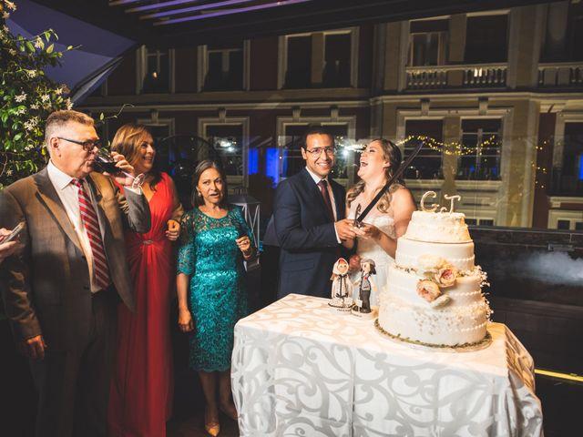 La boda de Jorge y Gaby en Madrid, Madrid 25