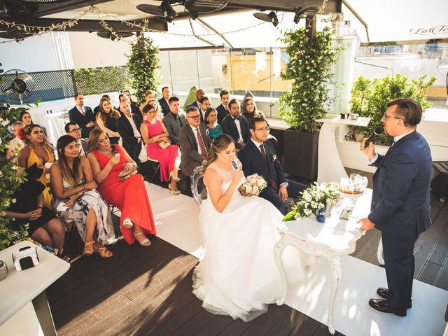 La boda de Jorge y Gaby en Madrid, Madrid 26