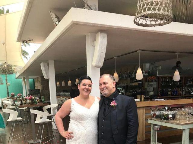 La boda de Mariano y Mariví en Xàbia/jávea, Alicante 3