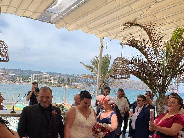 La boda de Mariano y Mariví en Xàbia/jávea, Alicante 5