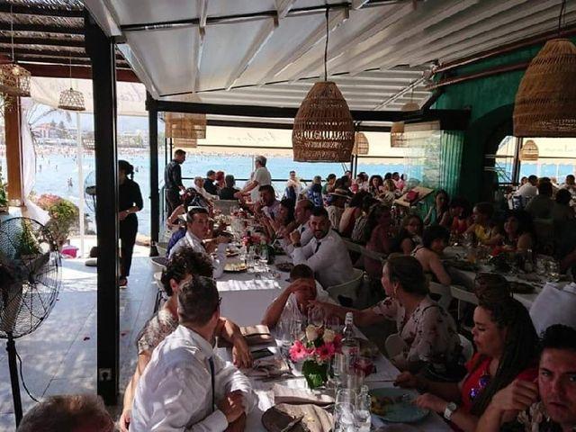 La boda de Mariano y Mariví en Xàbia/jávea, Alicante 2