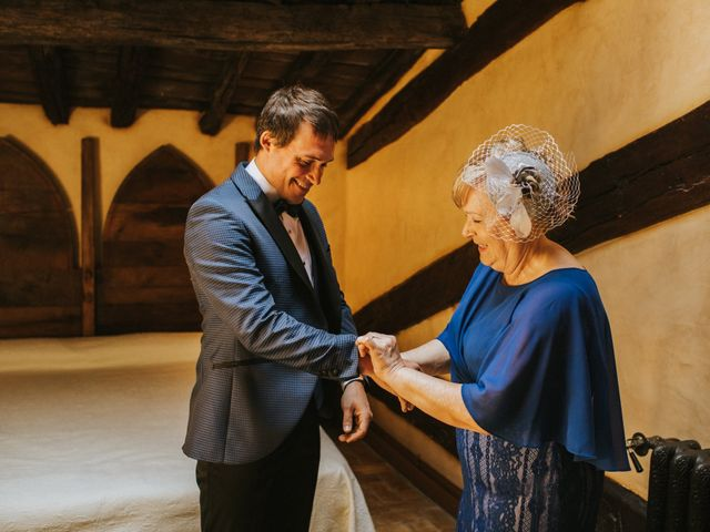 La boda de Rubén y Patricia en Elorriaga, Álava 2