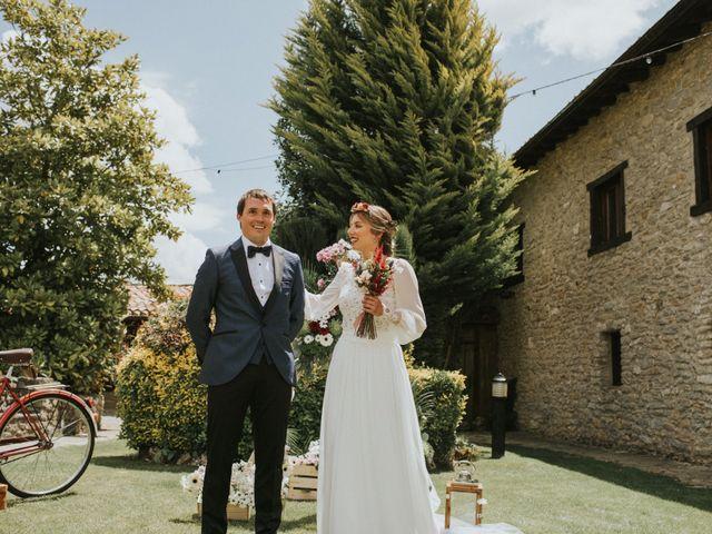La boda de Rubén y Patricia en Elorriaga, Álava 13