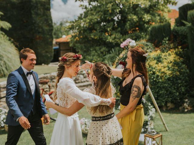 La boda de Rubén y Patricia en Elorriaga, Álava 18