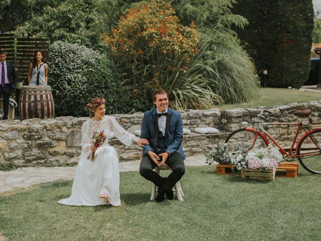 La boda de Rubén y Patricia en Elorriaga, Álava 19