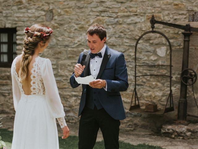 La boda de Rubén y Patricia en Elorriaga, Álava 21