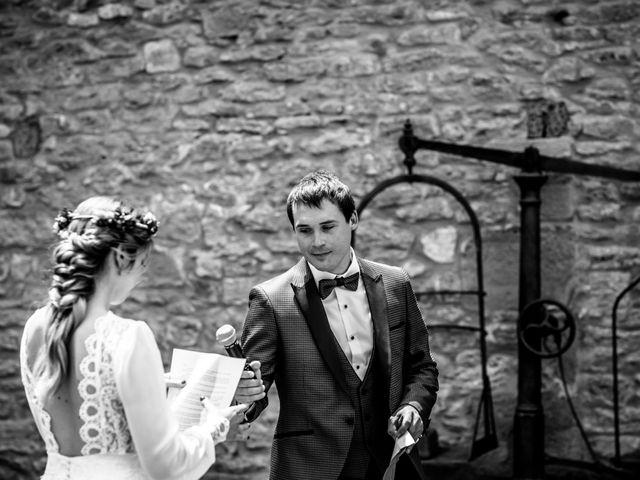 La boda de Rubén y Patricia en Elorriaga, Álava 22