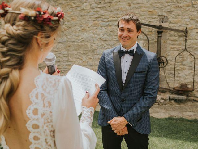 La boda de Rubén y Patricia en Elorriaga, Álava 23
