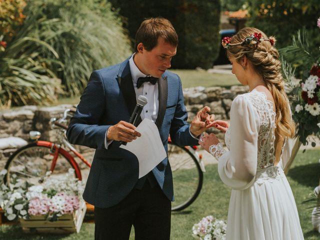 La boda de Rubén y Patricia en Elorriaga, Álava 24