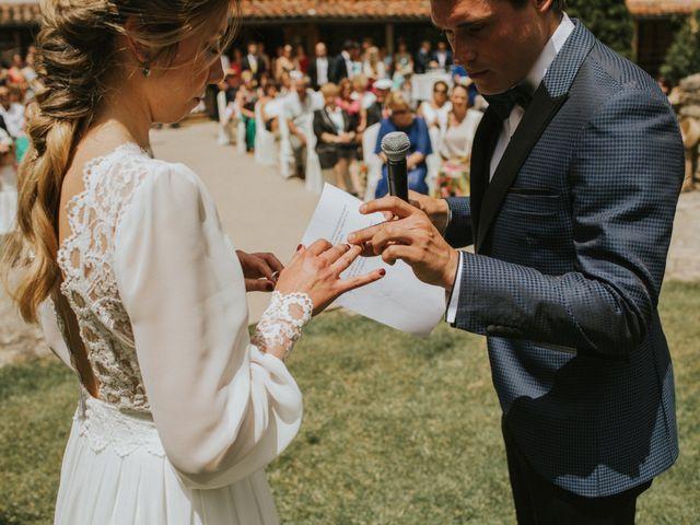 La boda de Rubén y Patricia en Elorriaga, Álava 25