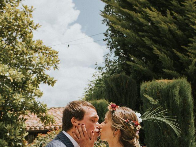 La boda de Rubén y Patricia en Elorriaga, Álava 26