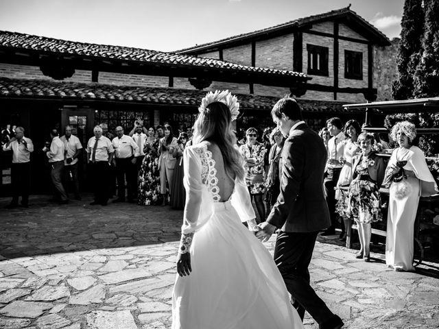 La boda de Rubén y Patricia en Elorriaga, Álava 39