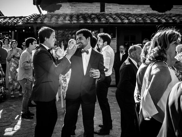 La boda de Rubén y Patricia en Elorriaga, Álava 42