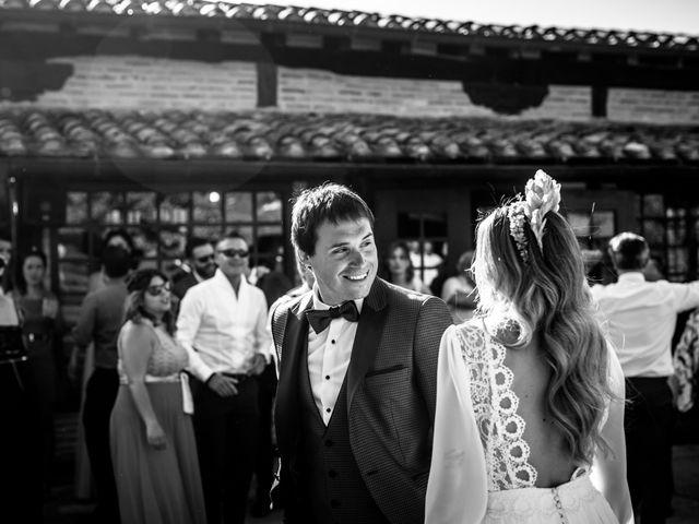 La boda de Rubén y Patricia en Elorriaga, Álava 44