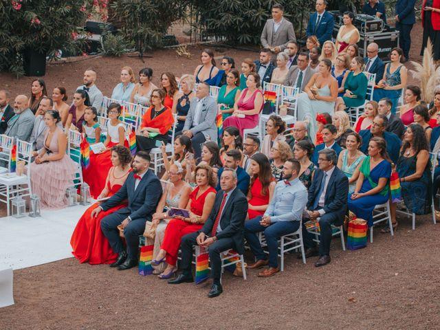 La boda de Andres y Juantxo en Los Realejos, Santa Cruz de Tenerife 9