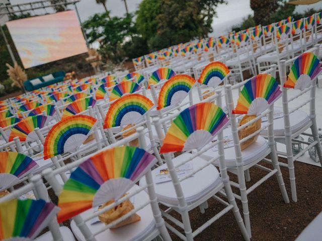 La boda de Andres y Juantxo en Los Realejos, Santa Cruz de Tenerife 15